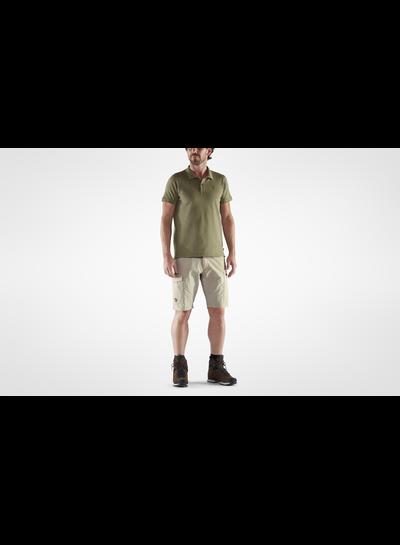 Fjällräven  FJÄLLRÄVEN Mens Travellers MT Shorts - Dark Grey