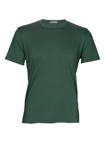 Palgero Palgero Ari Merino Shirt Herren - Thymian Grün