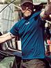 FILSON  FILSON Ranger Graphic T- Shirt - Marine Blue