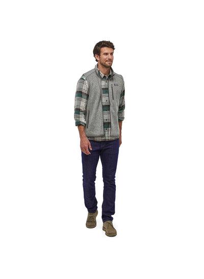 Patagonia  Patagonia Mens  Better Sweater Vest - Stonewash