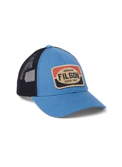 FILSON  Filson Logger Mesh Cap - Blue