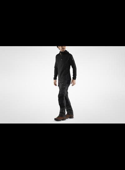 Fjällräven  FJÄLLRÄVEN Mens Barents Pro Trouser - Black