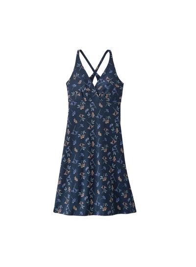 Patagonia  Patagonia Womens Amber Dawn Dress - Navy