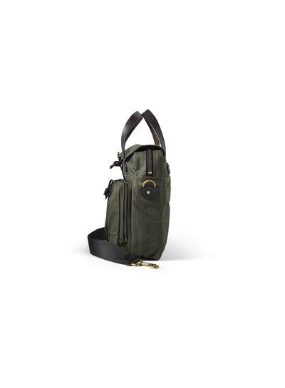FILSON  FILSON 24 Hour Tin Briefcase - Otter Green