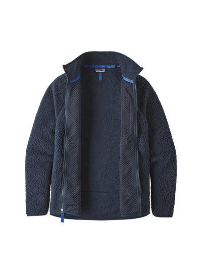 Patagonia  Patagonia Mens Retro Pile Fleece Jacket - New Navy