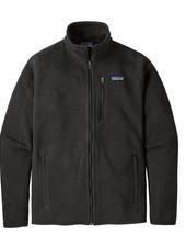 Patagonia  Patagonia Mens Better Sweater Fleece Jacket - Black