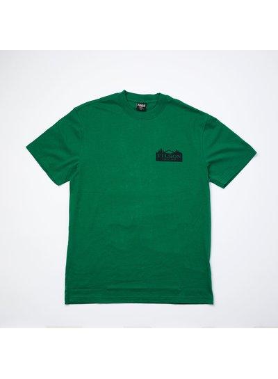 FILSON  FILSON Ranger Graphic T- Shirt - Green
