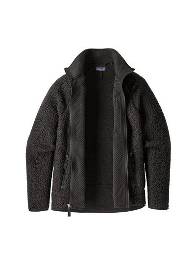 Patagonia  Patagonia Mens Retro Pile Fleece Jacket - Black