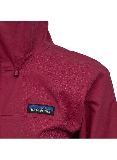 Patagonia  Patagonia Womens Torrentshell 3 L Jacket - Dark Borealis Green