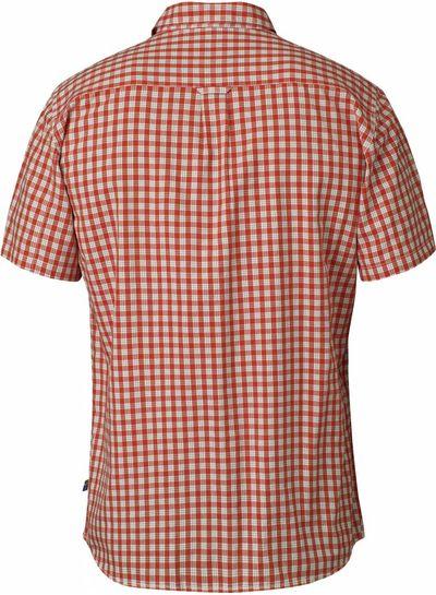 Fjällräven  FJÄLLRÄVEN M's High Coast Shirt SS - Flame Orange