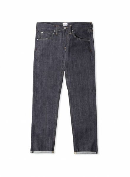 EDWIN EDWIN Jeans ED 55 Red Listed Selvedge Denim 14 OZ - Unwashed Blue