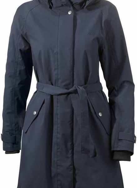 DIDRIKSONS 1913  Didriksons Edit Wns Coat - Midnight Blue