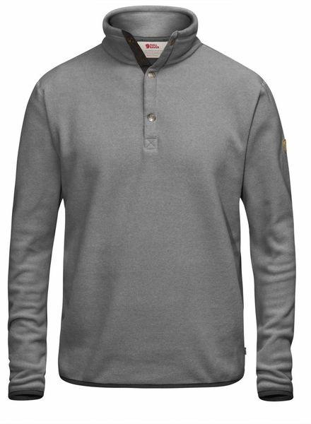 Fjällräven  FJÄLLRÄVEN M's Övik Fleece Sweater - Grey