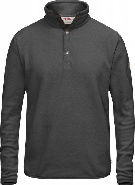 Fjällräven  FJÄLLRÄVEN M's Övik Fleece Sweater - Dark Grey