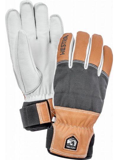Hestra  HESTRA M's Army Leather Abisko - Grau
