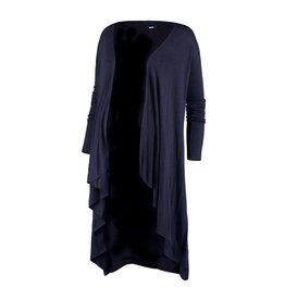Love2Wait Love2Wait Vest / Cardigan donker blauw