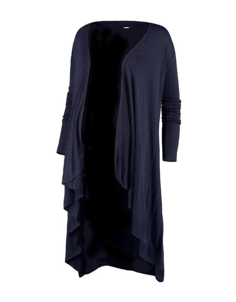 Love2Wait Love2Wait Vest / Cardigan donker blauw B999060