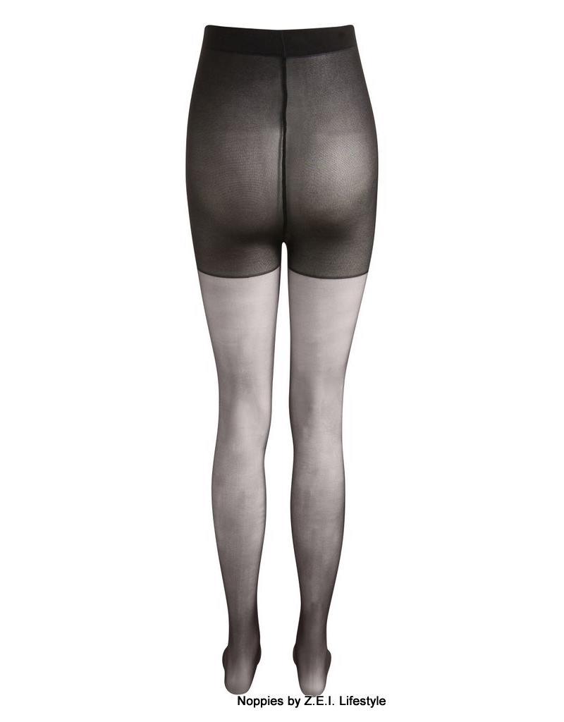 Noppies Noppies Panty 15 denier zwart 93001