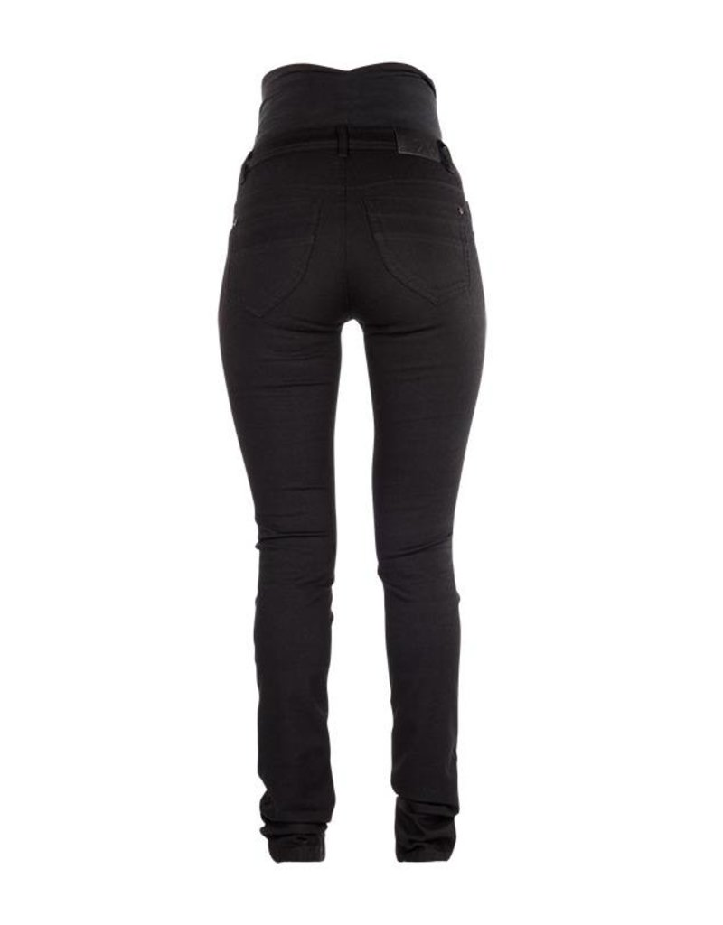 Love2Wait Love2Wait Super skinny black pants B999024 Lengte 32