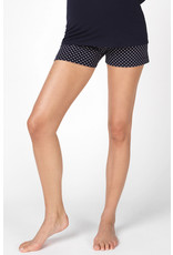 Noppies Noppies pyjama shorts Merel dot night blue 90N4419