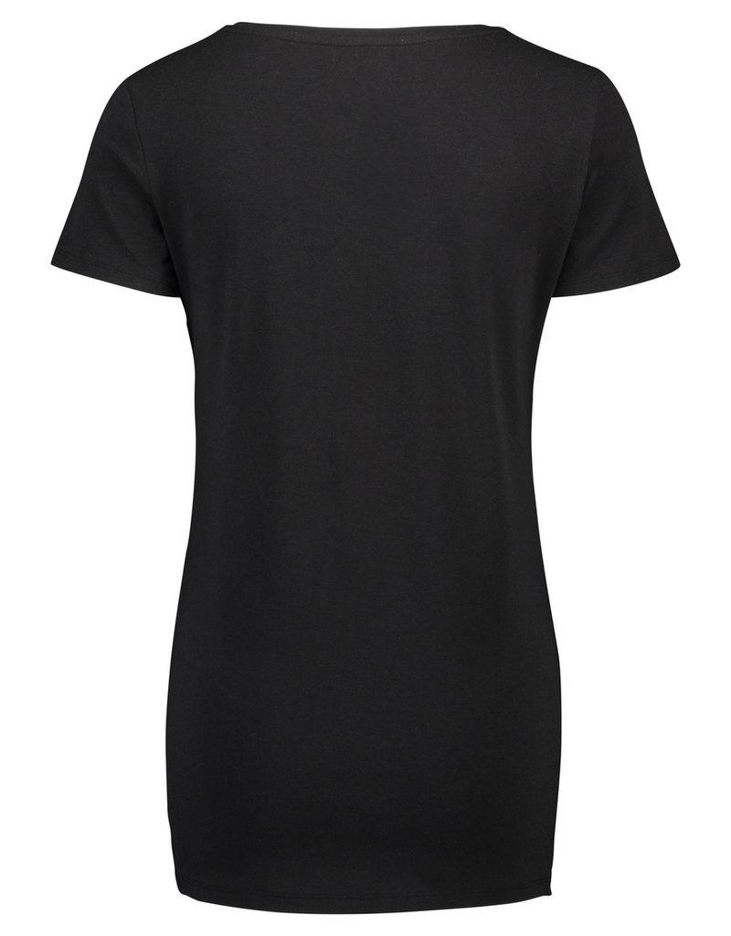 Noppies Noppies Shirt V-hals Rome zwart 90N0014 P090