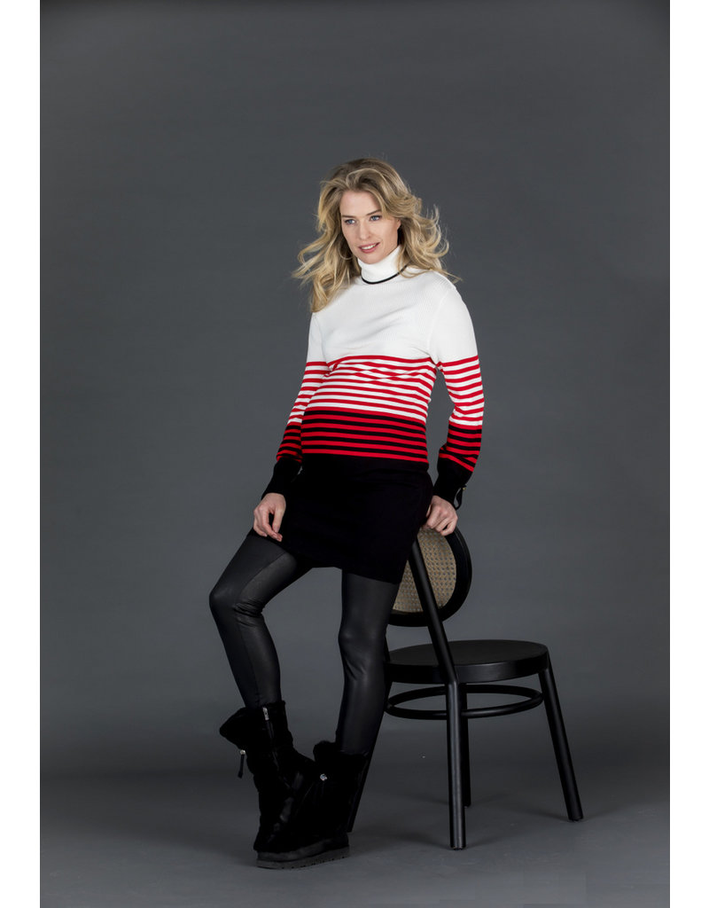 Love2Wait Love2Wait Legging Shiny zwart B999048 004