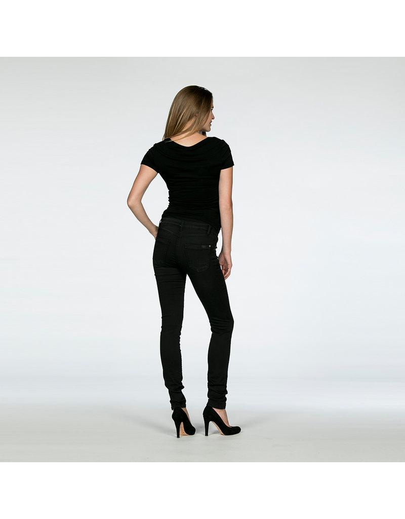 Love2Wait Love2Wait Skinny Jeans Sophia Charocal Lengte 32 B999020 055