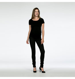 Love2Wait Love2Wait Super skinny jeans black pants Lengte 30
