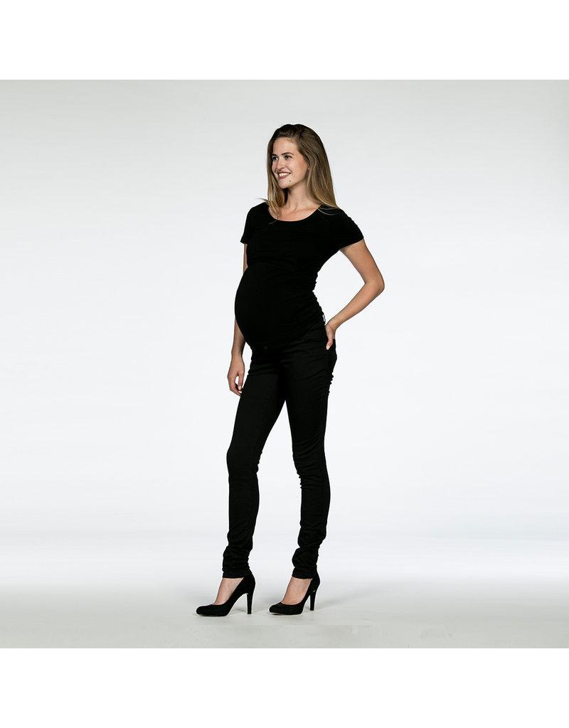 Love2Wait Love2Wait Super skinny jeans black pants Lengte 30 B999018 004