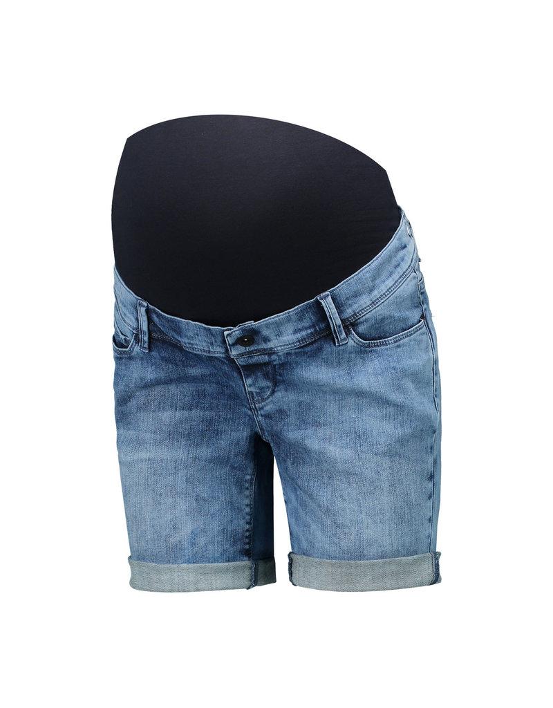 Love2Wait Love2Wait Short Jeans Long Light wash C201070 021