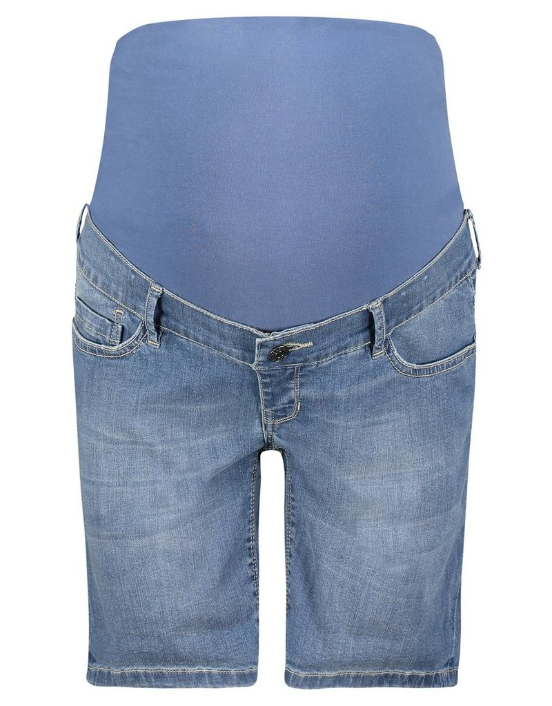 Noppies Noppies Jeans Short Chelsey Aged Blue 20031212