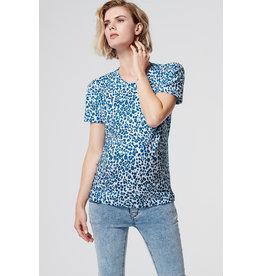 Supermom Supermom T-Shirt Leopard blue