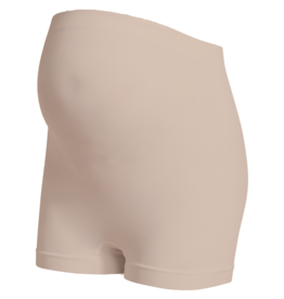 Noppies Noppies naadloze boxershort over de buik naturel