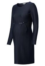 Noppies Noppies zwangerschapsjurk Abingdon blauw striped 20070411 P277