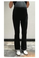 Love2Wait Love2Wait Legging flared zwart B999050 004
