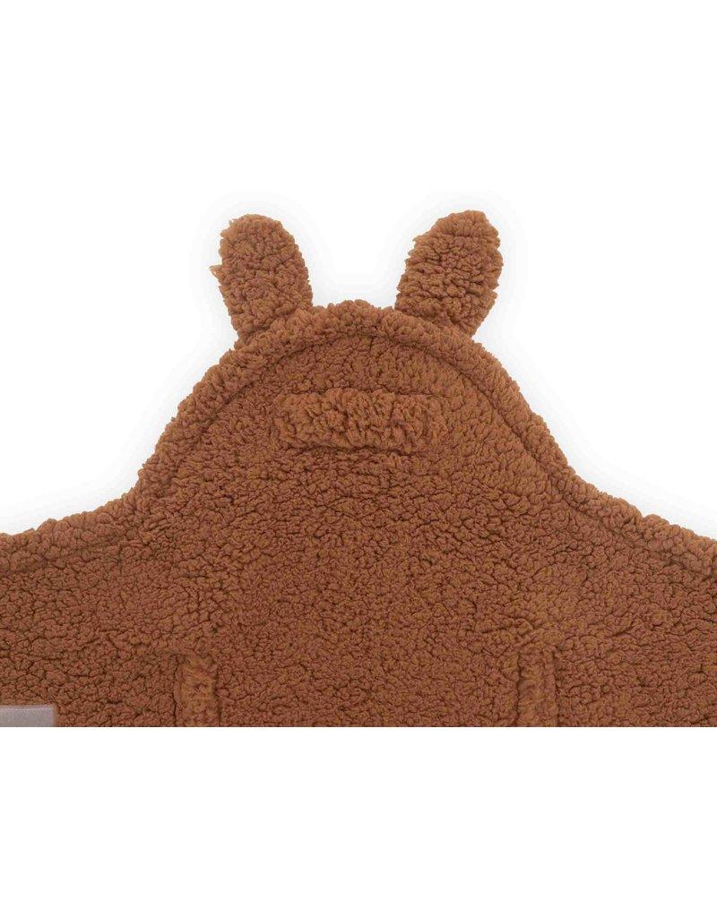 Jollein Jollein Wikkeldeken Bunny Wrap Caramel