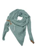 Lot83  Sjaal Fien zacht Mint groen