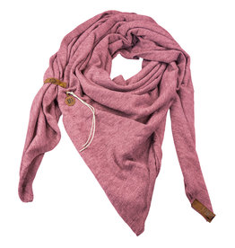 Lot83  Sjaal Fien oud roze