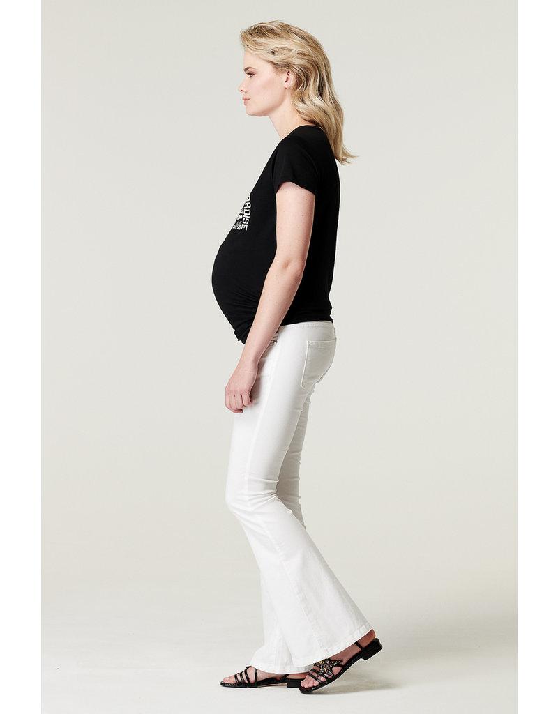 Supermom Supermom jeans Flared white 1231011 P117