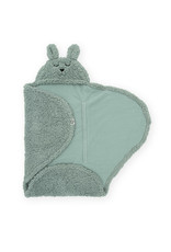 Jollein Jollein Wikkeldeken Bunny Wrap Ash green