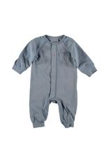 BESS Babykleding Bess jongens Suit with pocket uni blue