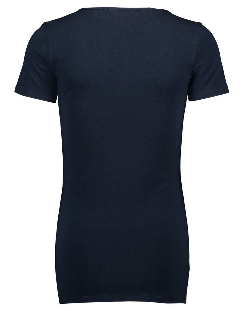 Noppies Noppies t-shirt Berlin ronde hals donker blauw 90N0012 P277