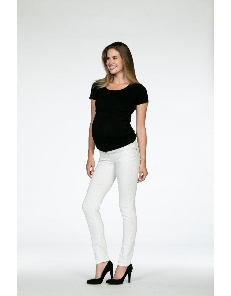 Love2Wait Love2Wait pants Sophia skinny White L32 B999073 001