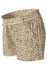 Supermom Supermomsshort Leopard aop Gold 1241210 P751