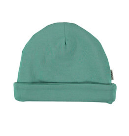 BESS Babykleding Bess Baby Hat basic Green organic cotton