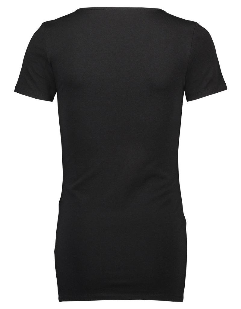 Noppies Noppies t-shirt Berlin ronde hals zwart 90N0012 P090