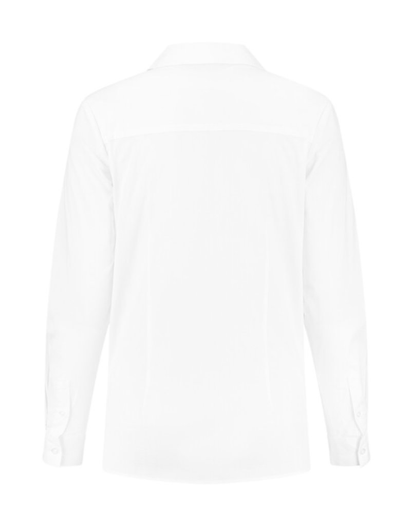 Love2Wait Love2Wait blouse White Sustainable B999068 001