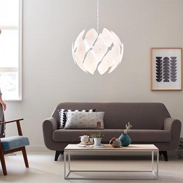 Woonkamerverlichting inspiratie light gallery uw for Woonkamer lamp modern