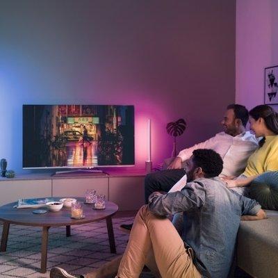 Geniet méér van films, muziek en games met Philips Hue verlichting