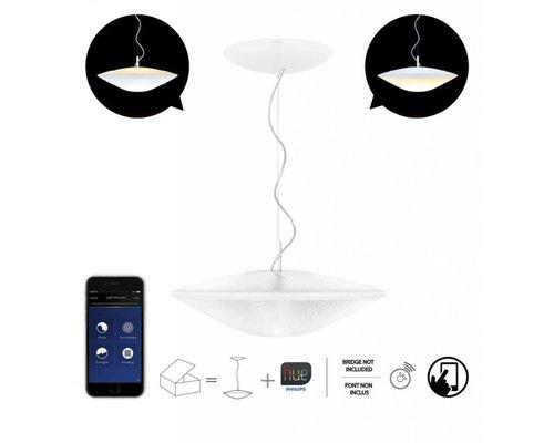 Philips Hue HUE Phoenix hanglamp LED 2x9W/905lm wit